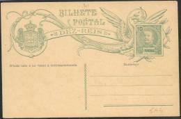 Funchal: Intero Postale, Postal Stationery, Entier Postaux - Funchal