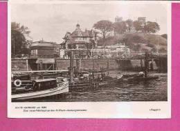 HAMBURG  -  * DAS NEUE FÄHRHAUS AN DER ST. PAULI LANDUNGSBRÜCKE UM 1880*  -  Verlag : SEGGERN Aus HAMBURG  N°116 - Altona