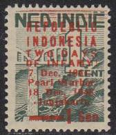 Dutch Indies - Republik Indonesia Infamy  - Vienna Print - MNH - (99-01) - Indonesia