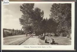 FRIBOURG  - PENSIONNAT SAINTE AGNES - TB - FR Fribourg