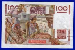 BILLET NON CIRCULE 100 FRANCS JEUNE PAYSAN Du 6.9.1951 N° 18864 Alphabet S.400  2 TROUS SPL - NOTRE SITE Serbon63 - 100 F 1945-1954 ''Jeune Paysan''