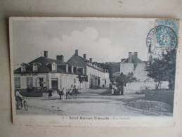 03 - EMMA - SAINT BONNET TRONCAIS - RUE CENTRALE (ATTELAGE D'ANE) - France