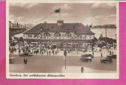 HAMBURG  -  * DER WELTBEKANNTE ALSTERPAVILLON *  -  Verlag : Max SCHRÖDER Aus HAMBURG  N°42 - Altona
