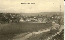 AUBOUE - Vue Générale - Ed. Maclet - Francia