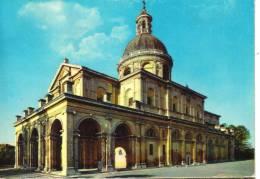 Cartoline Chiese-santuario B.vergine Di Caravaggio - Chiese E Conventi