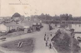 ¤¤  -  1008  -  LA CHAPELLE-BASSE-MER  -  PIERRE-PERCEE  -  Péniche Sur La Loire   -  ¤¤ - La Chapelle Basse-Mer
