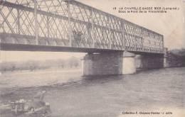 ¤¤  -  19  -  LA CHAPELLE-BASSE-MER  -  Sous Le Pont De La Pinsonnière  -  Lavoir , Laveuse , Lavendière   -  ¤¤ - La Chapelle Basse-Mer