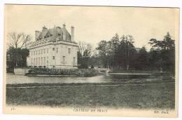 TRACY  ( Oise )  Le Château - France