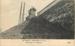 CPA   LE CONFLIT EUROPEEN EN 1914 SURVEILLANCE D'UN ACQUEDUC - Oorlog 1914-18