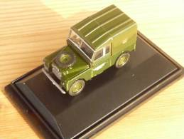 Oxford 76LAN188006, Land Rover 88 Post Office, 1:76 - Véhicules Routiers