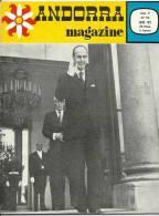 ANDORRA   MAGAZINE  AÑO  V  Nº 54 JULIO 1974. - Documentos Históricos