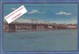 Carte Postale  49. Ingrandes Le Pont Trés Beau Plan - Autres Communes