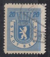 All. Besetzung Berlin Minr.6B Gestempelt - Sowjetische Zone (SBZ)