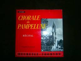CHORALE DE PAMPELUNE - Religion & Gospel