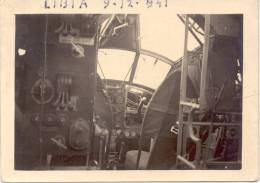LIBIA  9 DE DICIEMBRE DE 1941 OCUPACION ITALIANA AVION - Libië