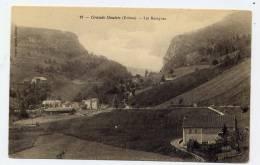 K22 - GRANDS GOULETS - Les BARAQUES - Les Grands Goulets