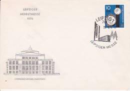 DDR FDC Mi.-Nr. 1601 Mit Sonderstempel - FDC: Enveloppes