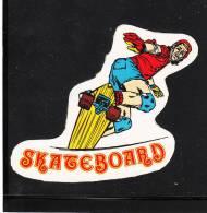 Autoadesivo  Skateboard.  Raro - Sport