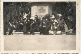 SOLDADOS ITALIANOS LIBIA AÑO 1941 SEGUNDA GUERRA MUNDIAL A.S.I. - Libië