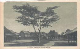 Belgian Congo Katende De missie