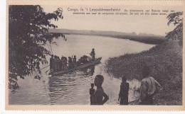 Belgian Congo In 't Leopoldmeerdistrict - Kinshasa - Leopoldville