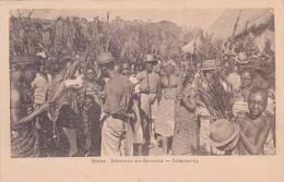 Belgian Congo Dimanche Des Rameaux Palmzontag 1928 - Belgian Congo - Other