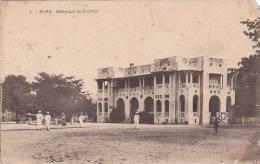 Belgian Congo Boma Batiment De District 1915 - Belgian Congo - Other