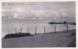 Belgian Congo Usumbura Vue Sur Le Port Et Le Lac Tanganyika Real Photo - Belgian Congo - Other
