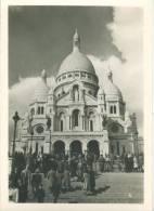 France, Paris, Basilique Du Sacre-Coeur Photo  [12648] - Photography