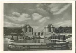 France, Paris, Palais De Chaillot Photo[12650] - Photography