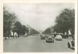France, Paris, Avenue Des Champes-Elysees Photo[12652] - Photography