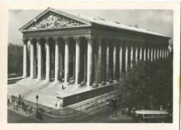 France, Paris, Eglise De La Madeleine Photo [12658] - Photography