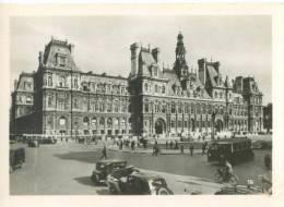 France, Paris, Hotel De Ville, 1930s-40s Photo[12660] - Photography