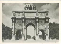 France, Paris, Arc De Triomphe Du Carrousel Photo  [12661] - Photography