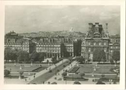 France, Paris, Butte Montmarte Vue Du Louvre Photo  [12662] - Other