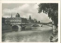 France, Paris, Pont Au Change Et Palais De Justice Photo[12665] - Other