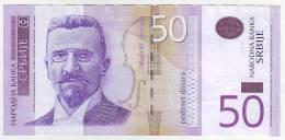 Serbia 50 Dinara 2011 - Serbie