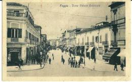 FOGGIA - CORSO VITTORIO EMANUELE - F/P - N/V - ANIMATA - Foggia