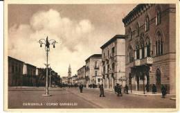 CERIGNOLA (FG) - CORSO GARIBALDI - F/P - N/V - ANIMATA - Foggia