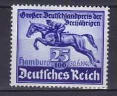 R343 - TERZO REICH 1940,  Serie N. 671  *** MNH . Derby - Germania