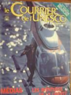 Le Courrier De L´UNESCO Septembre 1990 - Médias Les Aventures De La Liberté - Gro Harlen Brundtland - Livres, BD, Revues