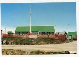 GREENLAND - AK138386 KGH 197 Frederikshab - Old R.G.T.D. Buildings - Greenland