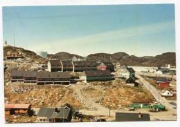 GREENLAND - AK138389 KGH 198 Frederikshab - View Of Bella Vista - Greenland