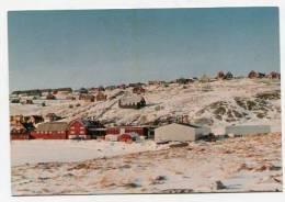 GREENLAND - AK138394 KGH 248 Qasigiannguit - Christianshab - Greenland