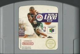 JEU NINTENDO 64NBA LIVE 99 SANS BOITE NI NOTICE - Nintendo 64