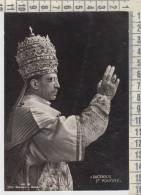 Papi  Papa  Pope  S.s.  Pio XII  Timbro A Atrghetta Vacanze Dolomiti Trentine - Popes