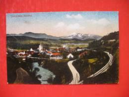 RAVNE NA KOROSKEM GUTENSTEIN,zeleznica - Slowenien