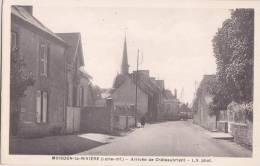 ¤¤  -  MOISDON-la-RIVIERE   -  Arrivée De Chateaubriant    -  ¤¤ - Moisdon La Riviere