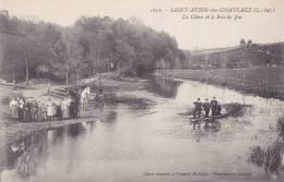 ¤¤  -  1632   -  SAINT-AUBIN-des-CHATEAU   -  La Chère Et Le Bois De Jeu   -  ¤¤ - Sin Clasificación