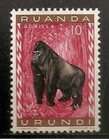 RUANDA URUNDI NEUF SANS TRACE DE CHARNIERE - Ruanda-Urundi
